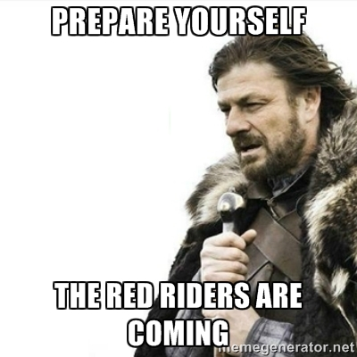 red riders